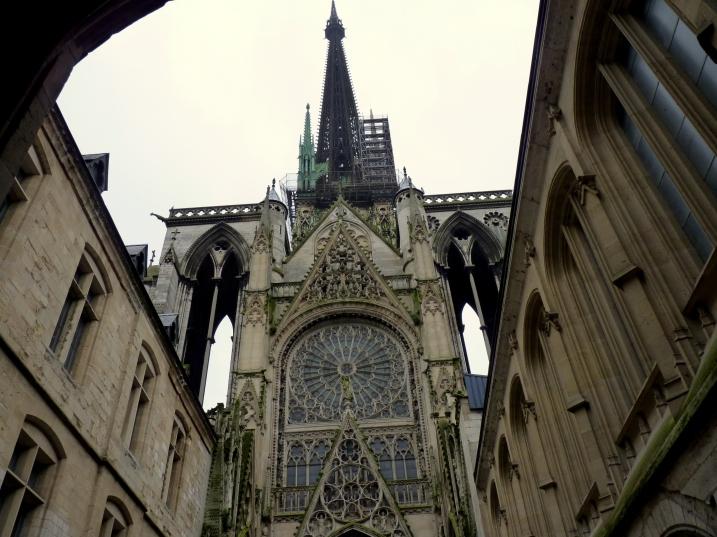 Marché de noel à Rouen