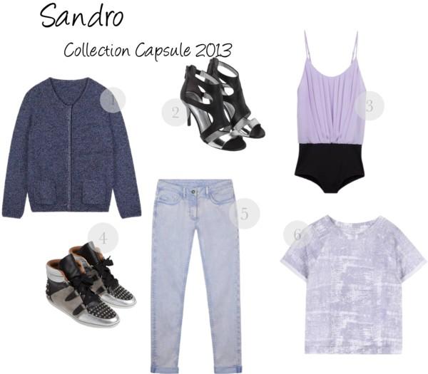 sandro sélection