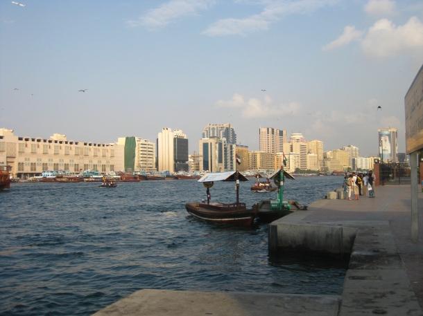 Vieille ville Dubai