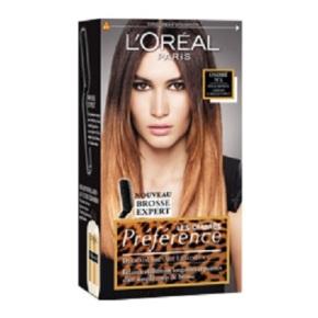 J'ai (enfin) testé le Ombré Hair del'Oréal