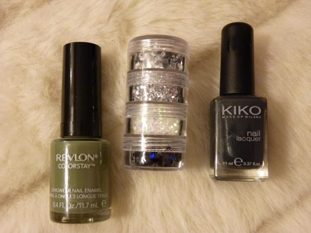 Manucure Revlon et Kiko