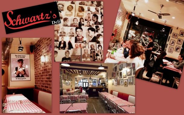 Schwartz Deli restaurant