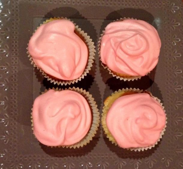 cupcakes à la rose 2