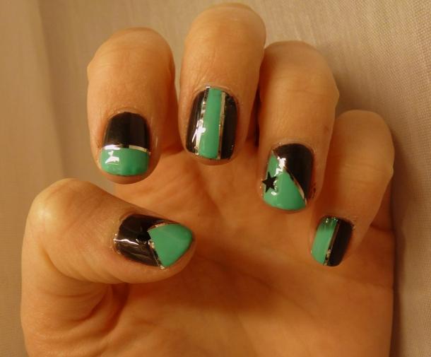 easy nail art 2