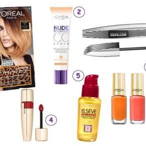 Ouverture de la e-boutiquel'oréal