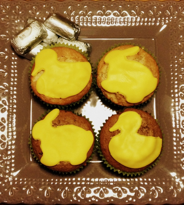 muffins de pâques 1