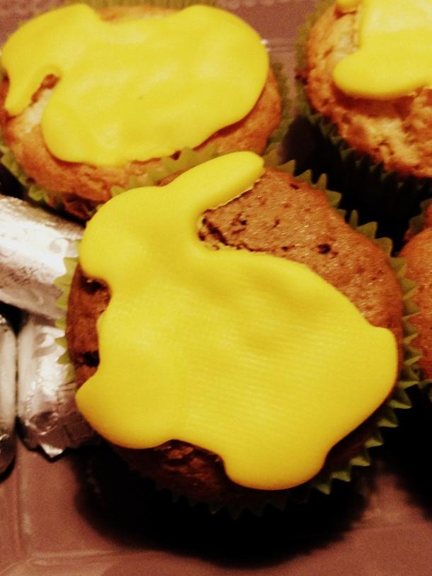 muffins de pâques 2