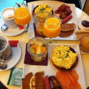 Brunch du dimanche au Café LeBasile