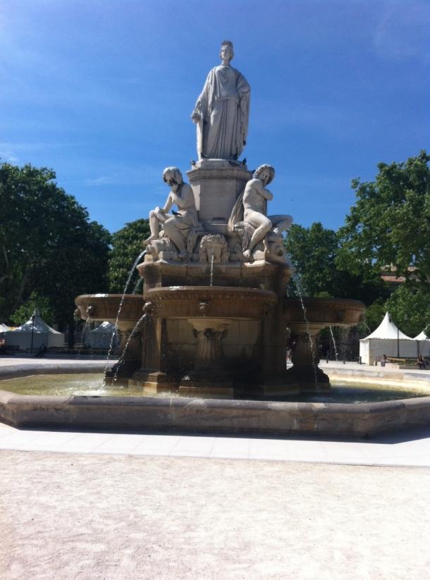 La Fontaine Pradier
