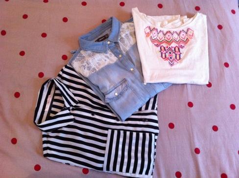 Chemises et top
