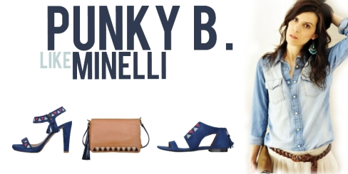 Collection Capsule PunkyB Minelli