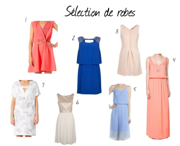 sélection de robes mariage