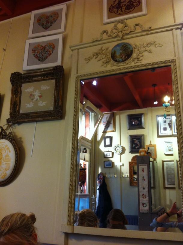 Salon de thé Marie Cuisine Vue 2