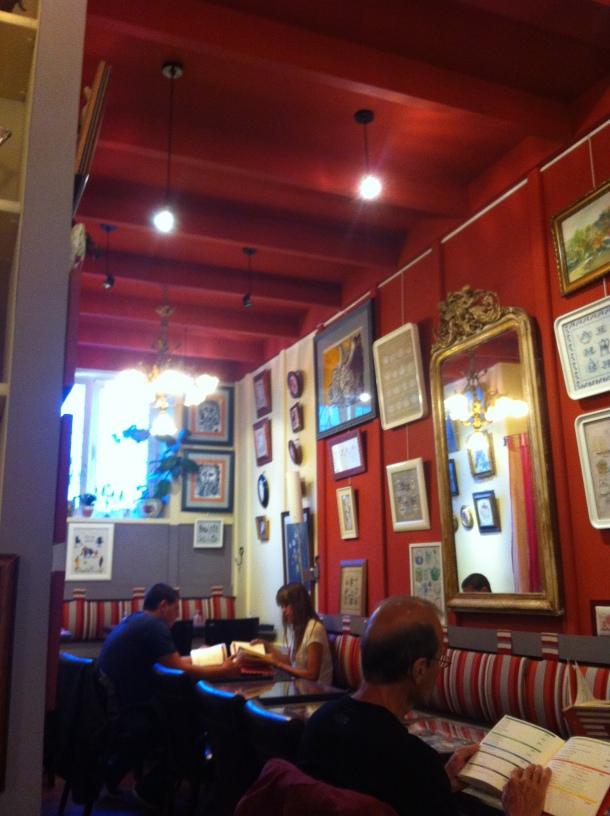 Salon de thé Marie Cuisine