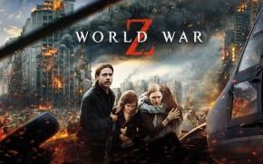 J'ai vu un film de zombies : World WarZ