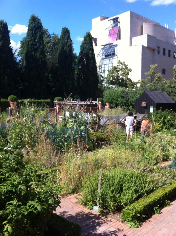 Jardinet Bercy Village