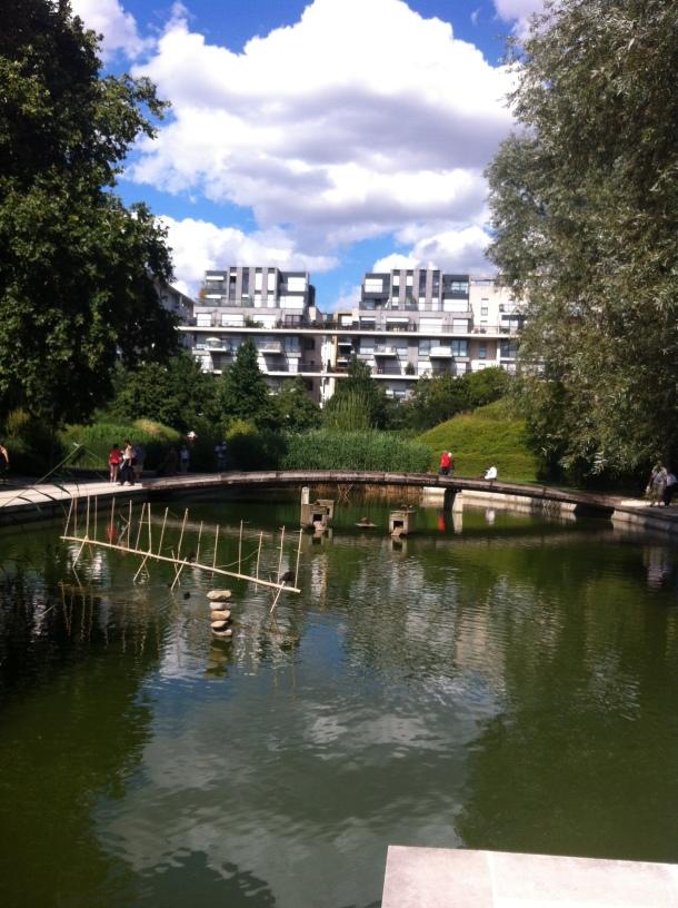 Parc de Bercy Village