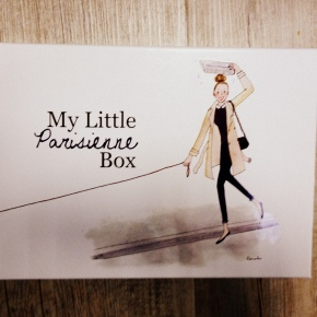 My Little Box de Septembre – Parisienne Box