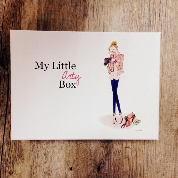 My little arty box