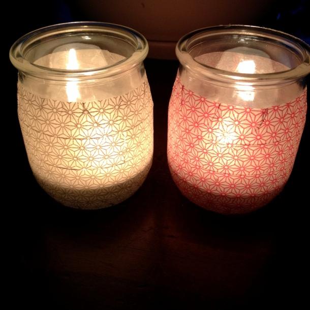 DIY lanternes