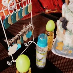 Organiser une baby showersurprise