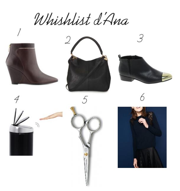 whislist Ana