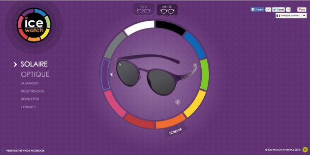 ice watch lunettes