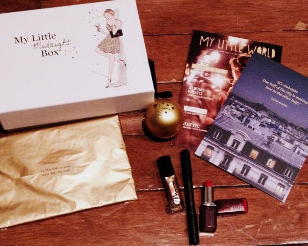My little box de décembre