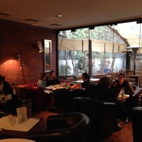 Brunch du samedi au Café desLettres