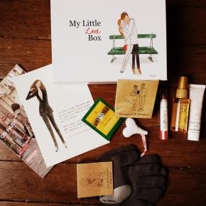 My little box de Février – My little LoveBox