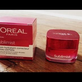 Coup de coeur de la semaine #25 La crème Sublimist del'Oréal