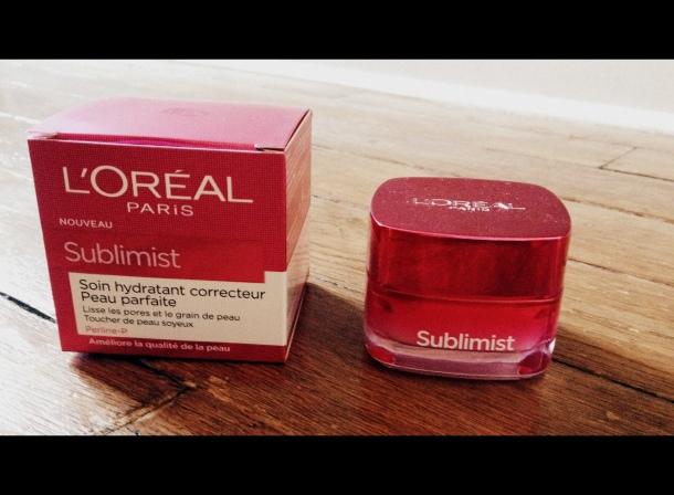 Crème Sublimist de l'Oréal