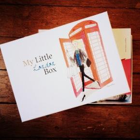 My Little Box de Mars – La LondonBox