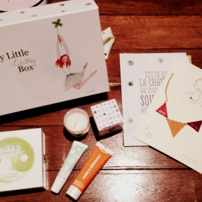 My little box d'avril – Lucky Box