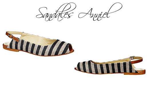 Sandales Anniel