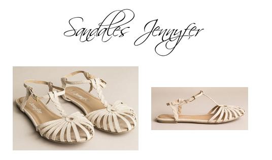 Sandales Jennyfer