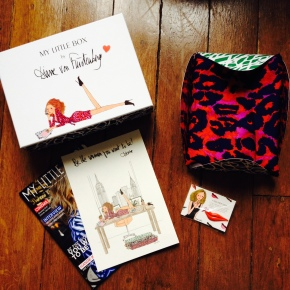 My little box d'octobre – Spéciale Diane Von Furstenberg
