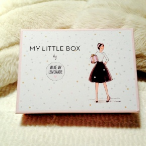 My little box de décembre – La Box made by « Make My Lemonade »